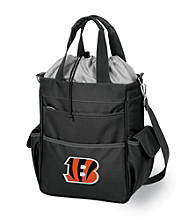 Picnic Time® NFL® Cincinnati Bengals Activo Digital Print Insulated Cooler Tote