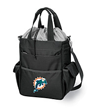 Picnic Time® NFL® Miami Dolphins Activo Digital Print Insulated Cooler Tote