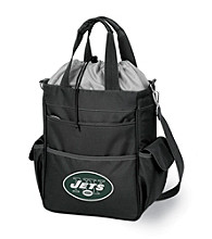 Picnic Time® NFL® New York Jets Activo Digital Print Insulated Cooler Tote