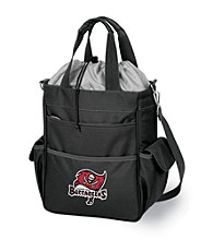 Picnic Time® NFL® Tampa Bay Buccaneers Activo Digital Print Insulated Cooler Tote
