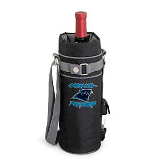 Picnic Time® NFL® Carolina Panthers Insulated Wine Sack