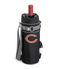 Picnic Time® NFL® Chicago Bears Wine Sack Digital Print Insulated Single Bottle Tote