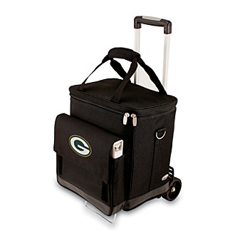 NFL® Green Bay Packers Cellar with Trolley Insulated Tote/Cooler