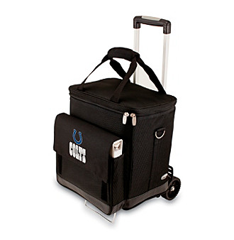 NFL® Indianapolis Colts Cellar with Trolley Insulated Tote/Cooler