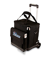 Picnic Time® NFL® New England Patriots Cellar with Trolley Digital Print Insulated Tote/Cooler