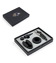 Picnic Time® NFL® Baltimore Ravens Metro Wine Tools Digital Print
