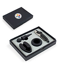 Picnic Time® NFL® Pittsburgh Steelers Metro Wine Tools Digital Print