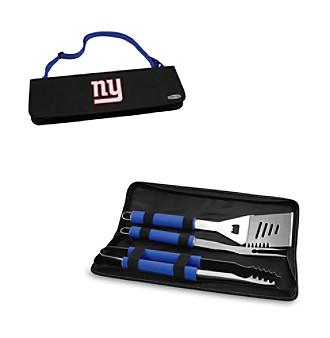Picnic Time® NFL® Blue Metro BBQ Tote- New York Giants Digital Print