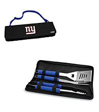 Picnic Time® NFL® Blue Metro BBQ Tote- New York Giants Digital Print