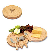 Picnic Time® NFL® Circo Cutting Board - Atlanta Falcons Engraved