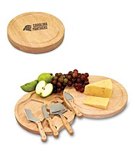 Picnic Time® NFL® Circo Cutting Board - Carolina Panthers Engraved