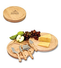 Picnic Time® NFL® Circo Cutting Board - Cleveland Browns Engraved