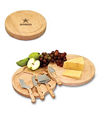 Picnic Time® NFL® Circo Cutting Board - Dallas Cowboys Engraved