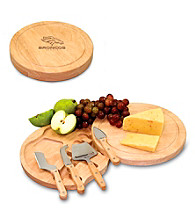 Picnic Time® NFL® Circo Cutting Board - Denver Broncos Engraved