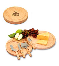 Picnic Time® NFL® Circo Cutting Board - Indianapolis Colts Engraved