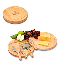 Picnic Time® NFL® Circo Cutting Board - Kansas City Chiefs Engraved