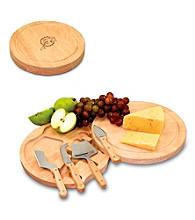 Picnic Time® NFL® Circo Cutting Board - Miami Dolphins Engraved