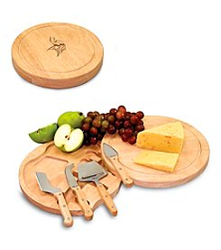 NFL® Minnesota Vikings Circo Cutting Board Engraved