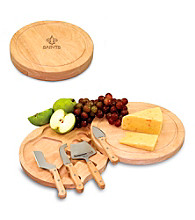 Picnic Time® NFL® Circo Cutting Board - New Orleans Saints Engraved