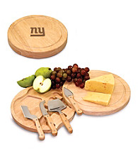 Picnic Time® NFL® Circo Cutting Board - New York Giants Engraved