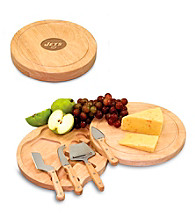 Picnic Time® NFL® Circo Cutting Board - New York Jets Engraved