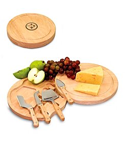 NFL® Pittsburgh Steelers Circo Cutting Board Engraved