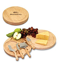 Picnic Time® NFL® Circo Cutting Board - Seattle Seahawks Engraved