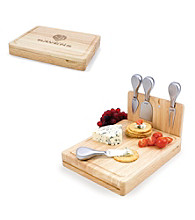 Picnic Time® NFL® Asiago Cutting Board - Baltimore Ravens Engraved