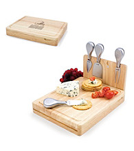 Picnic Time® NFL® Asiago Cutting Board - Cleveland Browns Engraved