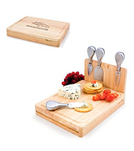 Picnic Time® NFL® Asiago Cutting Board - Denver Broncos Engraved