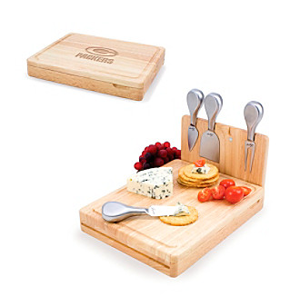Picnic Time® NFL® Asiago Cutting Board - Green Bay Packers Engraved