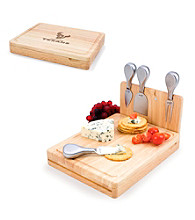 Picnic Time® NFL® Asiago Cutting Board - Houston Texans Engraved