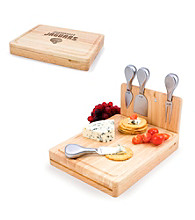 Picnic Time® NFL® Asiago Cutting Board - Jacksonville Jaguars Engraved