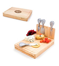 Picnic Time® NFL® Asiago Cutting Board - New York Jets Engraved