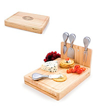 Picnic Time® NFL® Asiago Cutting Board - San Francisco 49ers Engraved