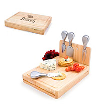 Picnic Time® NFL® Asiago Cutting Board - Tennessee Titans Engraved