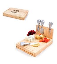 Picnic Time® NFL® Asiago Cutting Board - Washington Redskins Engraved