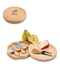 Picnic Time® NFL® Brie Cutting Board - Buffalo Bills Engraved