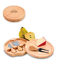 Picnic Time® NFL® Brie Cutting Board - San Diego Chargers Engraved
