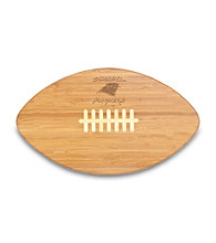 Picnic Time® NFL® Touchdown Pro! Cutting Board - Carolina Panthers Engraved