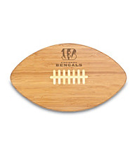 Picnic Time® NFL® Touchdown Pro! Cutting Board - Cincinnati Bengals Engraved