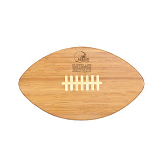 Picnic Time® NFL® Touchdown Pro! Cutting Board - Cleveland Browns Engraved