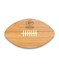 Picnic Time® NFL® Touchdown Pro! Cutting Board - Green Bay Packers Engraved