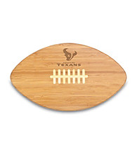 Picnic Time® NFL® Touchdown Pro! Cutting Board - Houston Texans Engraved