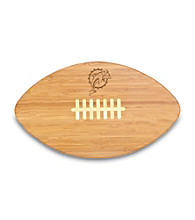 Picnic Time® NFL® Touchdown Pro! Cutting Board - Miami Dolphins Engraved