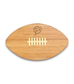 NFL® Miami Dolphins Touchdown Pro! Engraved Cutting Board