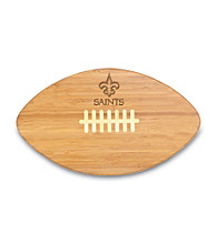 Picnic Time® NFL® Touchdown Pro! Cutting Board - New Orleans Saints Engraved