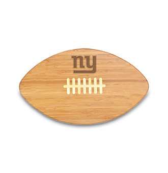 Picnic Time® NFL® Touchdown Pro! Cutting Board - New York Giants Engraved