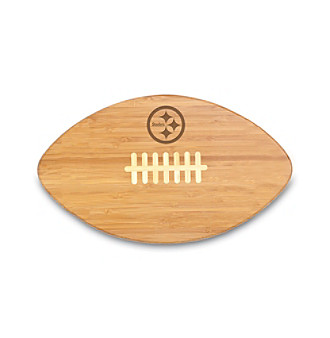 Picnic Time® NFL® Touchdown Pro! Cutting Board - Pittsburgh Steelers Engraved