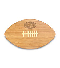 Picnic Time® NFL® Touchdown Pro! Cutting Board - San Francisco 49ers Engraved